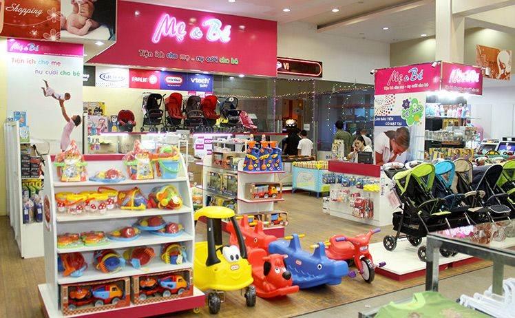 9 bước cần có khi mở cửa hàng bán đồ chơi trẻ em