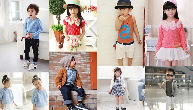 Bạn đang tìm quần áo trẻ em hàng Quảng Châu để kinh doanh