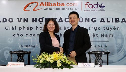 Alibaba bắt tay đối tác Việt hỗ trợ doanh nghiệp bán hàng xuyên biên giới