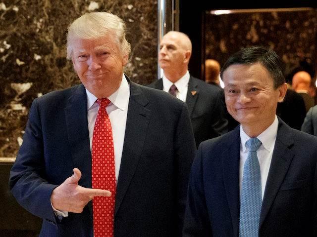 "Jack Ma ""hứa lèo"" với Donal Trump?"