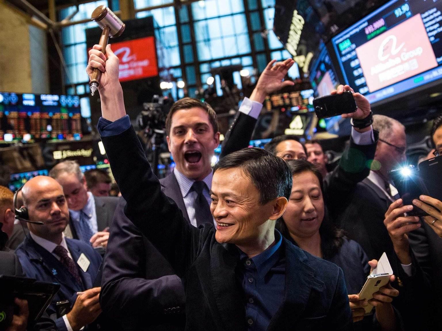 Jack Ma và những giấc mơ lớn trong đời