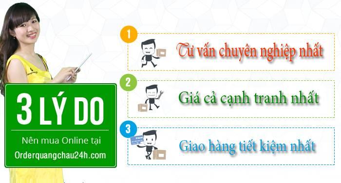 Order taobao, order quảng châu và các website trung quốc