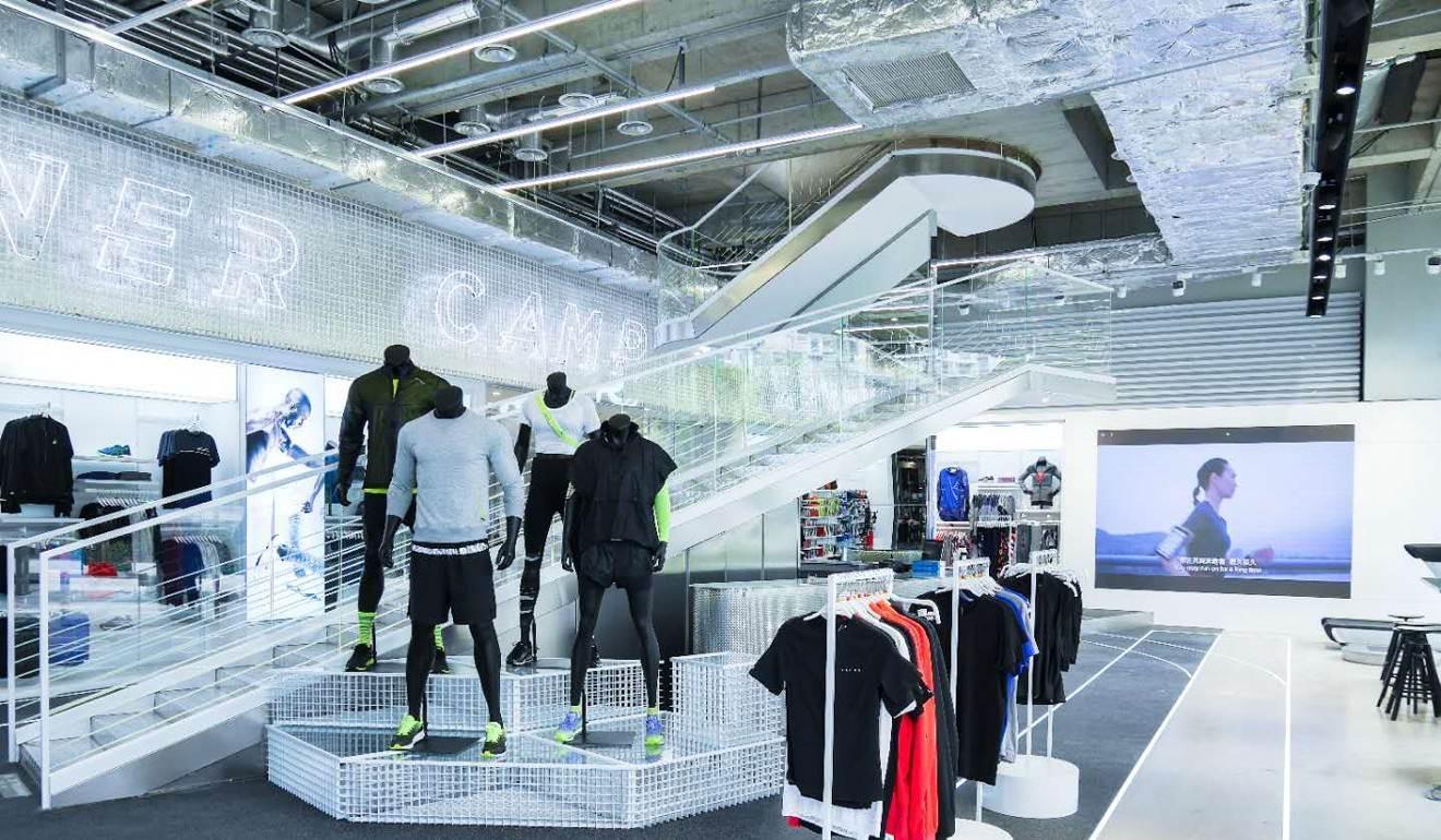 """Thị trường thời trang thể thao Trung Quốc – """"miếng bánh ngon"""" mang lại lợi nhuận khủng"""