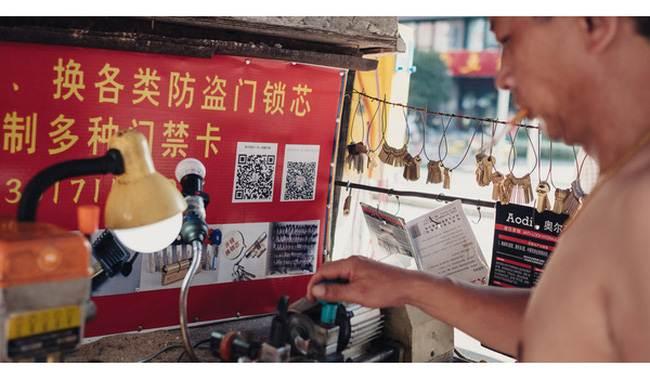 Trung Quốc chỉ thích thanh toán bằng WeChat, Alipay