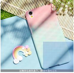 Bao diện thoại Oppo R9 màu hồng siêu cute