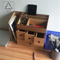 Hộp để đồ dùng bằng gỗ
