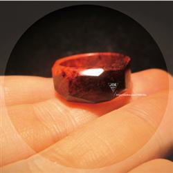 Nhẫn gỗ Joe Rosewood
