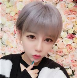 Tóc ngắn Hàn Quốc màu đẹp